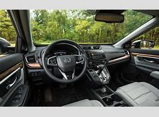 2017 Honda CRV Interior Review Car and Driver