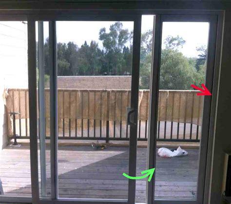 can you remove door panel from patio door autos post