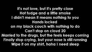Jhene Aiko Ft. Childish Gambino - Bed Peace (Lyrics) - YouTube