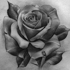 Resultado de imagem para rosa preta desenho realista