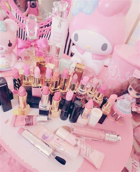 pink makeup gh pink makeup cute makeup kawaii makeup