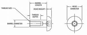 Button Head Socket Drive   Apex Fasteners