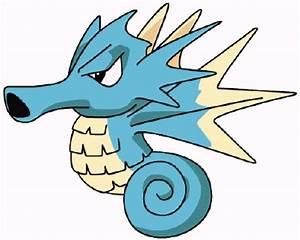 Pokemon Horsea Evolve Images | Pokemon Images