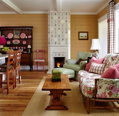 farmhouse living room colorful farmhouse charming home tour town country living Colorful