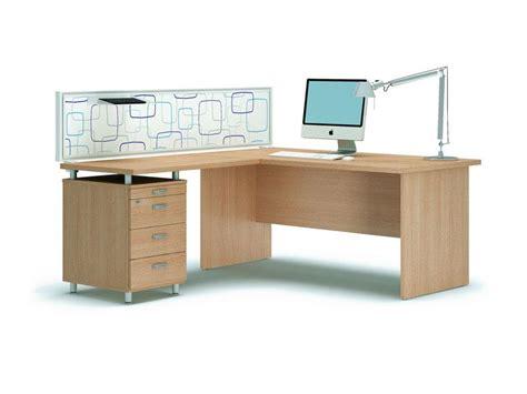 bureau alfa budget pas cher mobilier de bureau discount bureau avec caisson blanzza