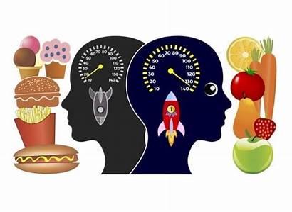 Brain Junk Nourish Health Affect Energy Healthy