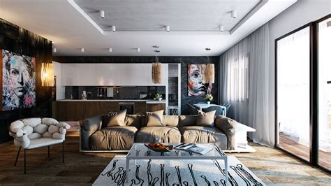 Studio Apartment Interiors Inspiration by Studio Apartment Interiors Inspiration