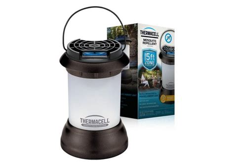 thermacell bristol mosquito repeller lantern new frontier