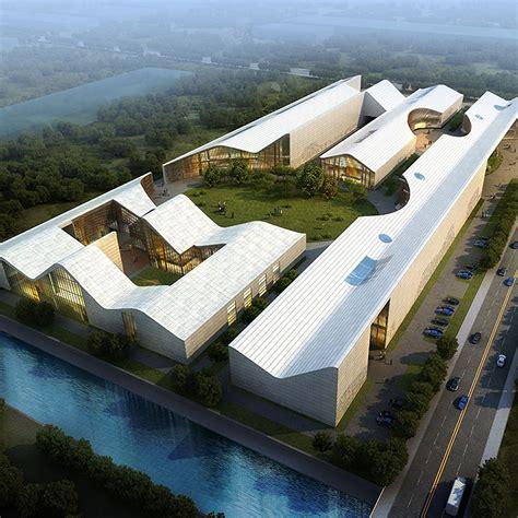 sichuan international glass art factory innovation centre