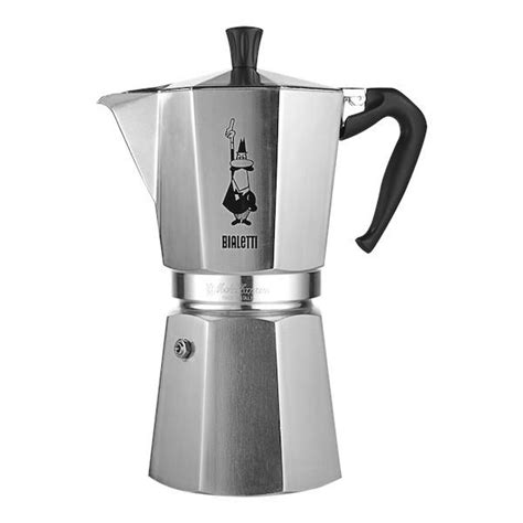 Created in 1933, the original bialetti moka express is the flagship of that successful parade! Bialetti Moka Express Stovetop Espresso Maker / Moka Pot | Cape Coffee Beans