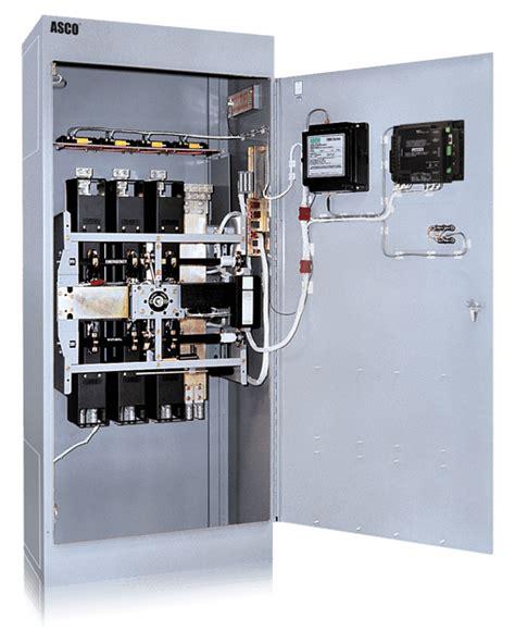 asco  series power transfer switch