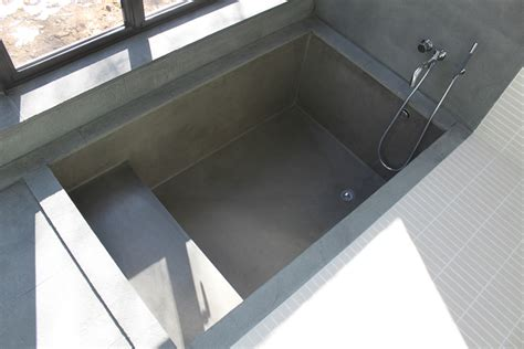 cement tub the real deal cue the applause