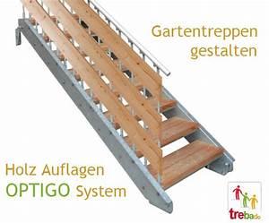 Treppenwangen Holz Aussen : holz im au enbereich treppen bausatz do it yourself ~ Articles-book.com Haus und Dekorationen