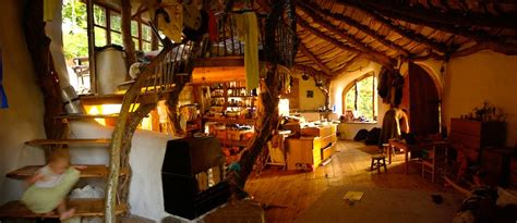 maison de hobbit construction home garden information center une maison de hobbit