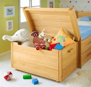 Spielzeug Aufbewahrung Kinderzimmer : biokinder julian spielzeugtruhe erle ~ Whattoseeinmadrid.com Haus und Dekorationen