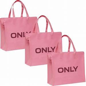 Only Shopping Bag : only tasche 3er pack shopping bag umh nge shopper einkaufs ~ Watch28wear.com Haus und Dekorationen