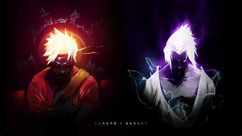Naruto/sasuke Fond D'écran And Arrière-plan