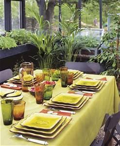 Faire Une Belle Table Pour Recevoir : art de la table ~ Melissatoandfro.com Idées de Décoration