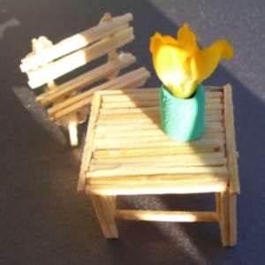 Tisch Aus Pappe : miniaturm bel aus streichh lzer ~ Sanjose-hotels-ca.com Haus und Dekorationen