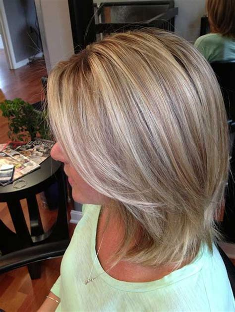 Highlighted Bob Hairstyles by 20 Haircuts With Highlights Hairstyles 2018