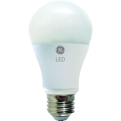 ge lights led ge 40w equivalent warmest white pm a19 dimmable led light