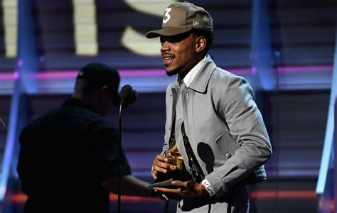 Chance The Rapper's Spotify Streams Increase By 200