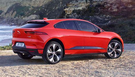 Jaguar Launches The Ipace Ev Zapmap