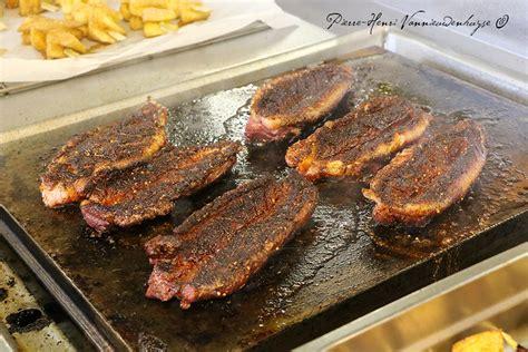 la cuisine a la plancha magret de canard au pimenton légumes grillés à la plancha