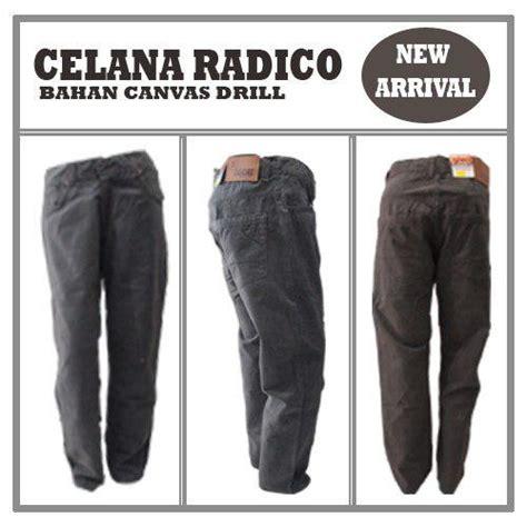 Grosir Baju Branded Celana pusat grosir celana radico panjang pria dewasa branded