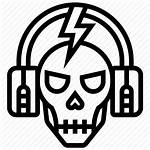 Metal Heavy Icon Rock Icons Vectorified Roll