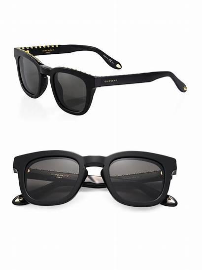 Sunglasses Studded Givenchy 48mm Square Wayfarer Lyst