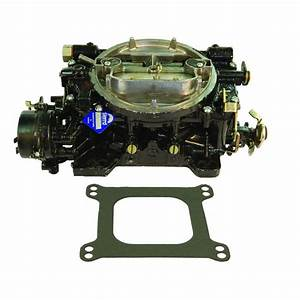 Mercruiser 350  4 Barrel  Gen  Crate Engine Carburetor  Weber  Parts