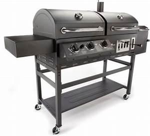 Gas Kohle Grill Kombination : el fuego cherokee 3 in 1 smoker gasgrill holzkohle kombigrill von ansehen ~ Whattoseeinmadrid.com Haus und Dekorationen