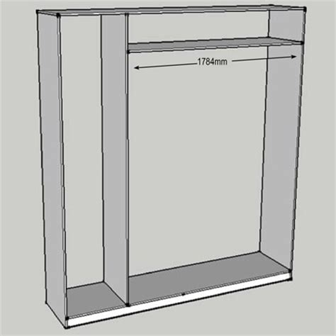 Cupboard Sizes by Home Dzine Home Diy How To Build And Assemble Built In