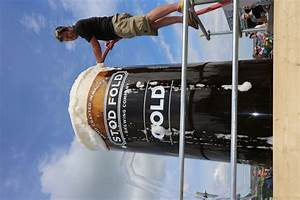 World's biggest beer poured for Le Tour