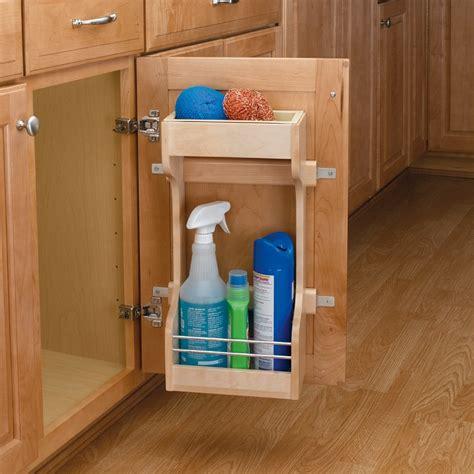 the sink organizer shelf rev a shelf sink storage system 13 1 2 quot w 4sbsu 18