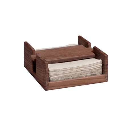 Boat Manufacturers To Stay Away From by Whitecap Teak Stay Put Napkin Holder
