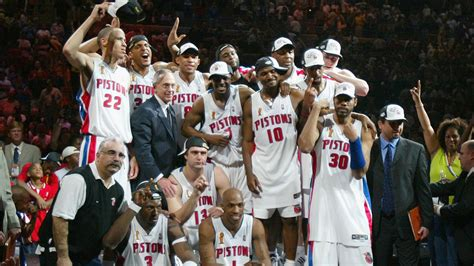 remembering   nba champions  detroit pistons