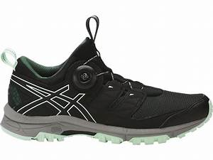 Turn A Dial, Tighten These Asics Trail Running Shoes ...