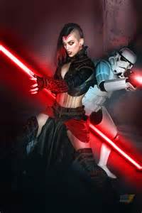Miss Sinister Cosplay Sith