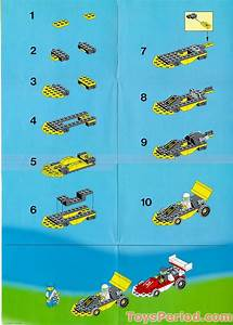 Lego 1665 Dual Fx Racers Set Parts Inventory And