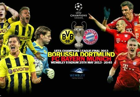 All badges are 3d modelled and rendered. Borussia Dortmund - Bayern Munich Champions League Final ...