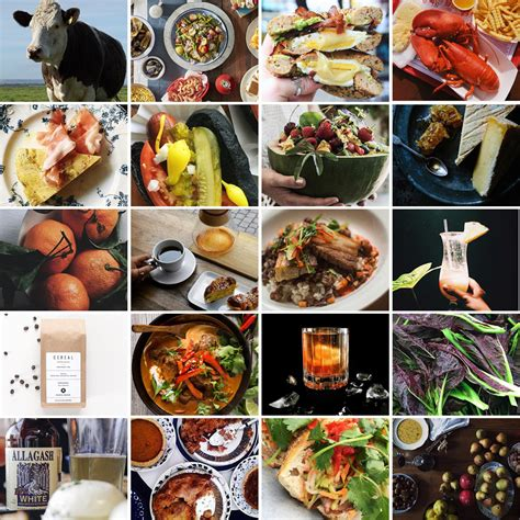 instagram cuisine the 20 best food instagram accounts gear patrol