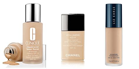 Best Foundation For Mature Skin  Anti  Ageing Foundation