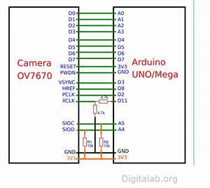 How To Use Ov7670 Camera Module With Arduino