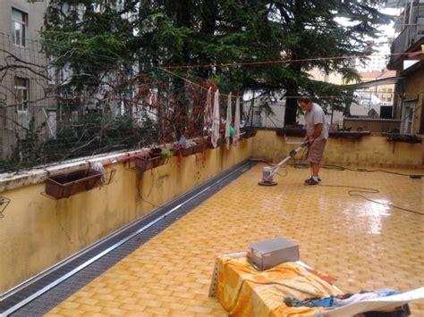 impermeabilizzante per terrazze ydro terrazza s r l