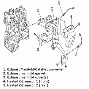 2002 Nissan Altima Engine Diagram