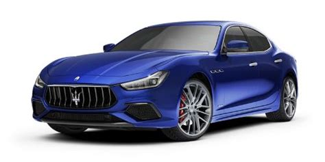 How Much Is A New Maserati by Build Your Own Car Maserati Build And Price Maserati Usa