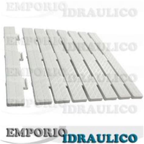 Pedane Plastica by Pedana Doccia Componibile In Plastica Ab1550 16 00