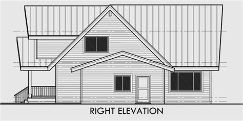 a frame house plans with garage amazing a frame house plan central oregon house plan 5